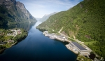 """Vision of the Fjords, Ship of the year 2016 in Norway"": Brødrene Aa und SAERTEX® gewinnen JEC Innovation Award 2017"