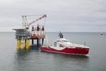 Siem Offshore Contractors (SOC) verkabelt Veja Mate vor dem Zeitplan