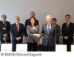 Schwarzelühr-Sutter eröffnet deutsch-japanisches Umweltdialogforum in Tokio