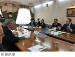Neue Impulse für Klima- und Umweltschutzkooperation mit Russland