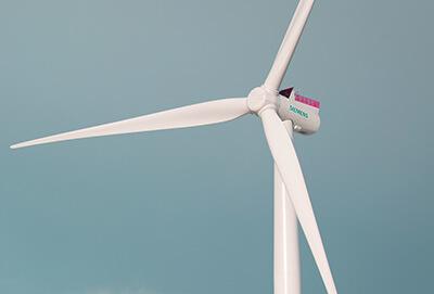 Beim Projekt EnBW Hohe See kommen 71 Anlagen vom Typ SWT-7.0-154 mit sieben Megawatt Leistung und Rotordurchmessern von 154 Metern zum Einsatz.
