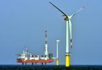Nordsee-Windstrom für die Schweiz