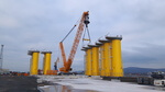 Schmidbauer handles Heavy Load Logistics for Worlds Largest Offshore Wind Park