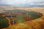 Andershaw Windpark geht in Betrieb