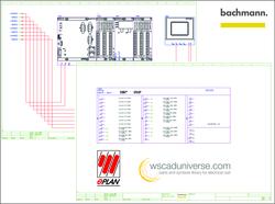 Bild: Bachmann electronic GmbH; WSCAD electronic GmbH