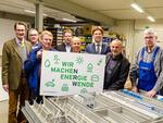 In Bocholt wird der Energiewende eingeheizt
