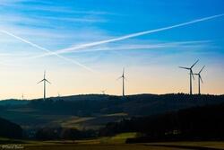 Interkommunaler Windpark Lahn-Dill-Bergland. Foto: David Balser