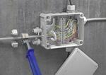 Neue Größen: Die teilbaren Kabelverschraubungen von OBO Bettermann