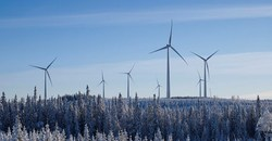 Stamåsen is one of the wind farms developed by Statkraft and SCA.