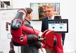 Wenn der Roboter vom Roboter lernt – maschinelles Lernen auf der HANNOVER MESSE