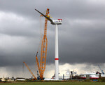 Bremerhaven Gets Largest Wind Turbine of the World