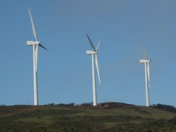 Galapagos San Cristóbal Island Wind Project