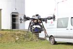 Drohnen im Fokus der Windbranche