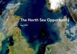 Report: The energy potential of the North Sea