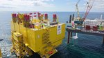 TenneT and GE install converter platform DolWin gamma
