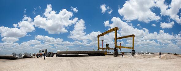 El parque eólico El Cortijo, actualmente en construcción, suministrará CELs a CFE Calificados