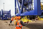 Hutchinson First Load-out at the New Garston Dock Facility