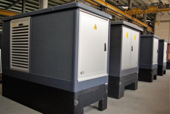 Für ein Projekt der Stadtwerke Dinslaken baut Elektrotechnik Eimers mehr als 20 Kompaktstationen aus und integriert darin Ormazabal Produkte (Foto: Ormazabal)