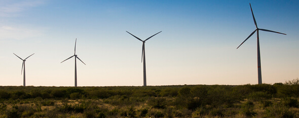 Ventika Wind Power Complex, built by ACCIONA for third parties in Nuevo Leon (Mexico) (Image: Acciona)