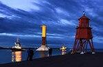 Catapult-designed innovative sensor system installed on two Blyth Offshore Demonstrator Wind Farm turbine foundations