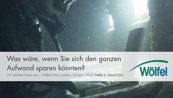 Bild: Wölfel Wind Systems