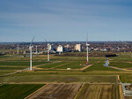 Windtestfeld-Nord wird pünktlich zur HUSUM Wind 2017 fertiggestellt