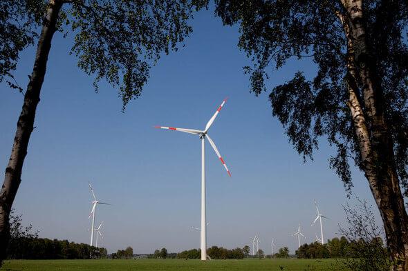 Bild. PNE Wind