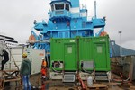 ELA Container Offshore to equip M/V 'Meri' with mobile accommodation