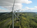 Wind Energy Part of Viable Alternative to Site C, BCUC Concludes