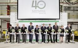 Feierliche Eröffnung der Erweiterung des Werkes in Wooster (Bild: Schaeffler)