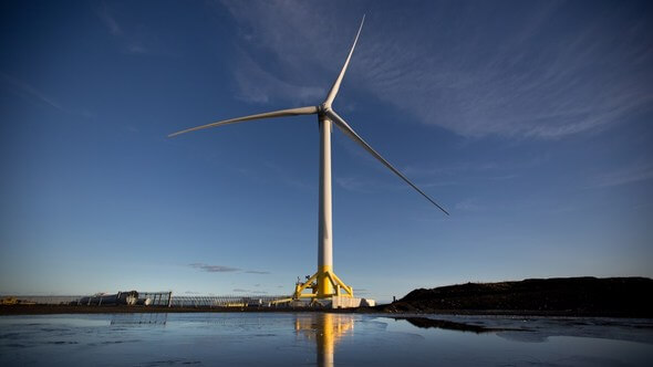 The Levenmouth Demonstration Turbine (Image: ORE Catapult)
