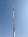 The next level: Ge:Net errichtet seinen ersten Tilt-up-Stahlgittermast mit 90 m Höhe im Iran