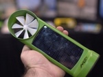 USA - Kinesis builds combination wind/solar recharger for mobile devices