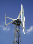 Product Pick of the Week - Small is Beautiful: The Helix wind turbine