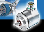 Efficient position acquisition of pitch, yaw and slip ring: