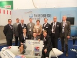 Force 10 gale at the exhibition stand – Leading International Trade Fair for the Wind Industry successfully drew to a close in Husum
