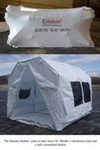 DR. SHRINK Inc.: DR. SHRINK PROVIDES DISASTER SHELTERS FOR TSUNAMI SURVIVORS