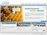 AHC Oberflächentechnik GmbH: AHC's website now also with English version