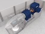 Converteam bestätigt Führungsposition bei hochmodernen Testanlagen für große Offshore-Windturbinen
