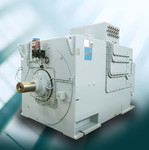 Windkraftgeneratoren der Marke VEM