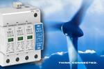 Neuer Ableiter für Windkraftanlagen V20-C 3+NPE400