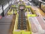 Blechplattenfräsmaschinen PFM für Windturmbau