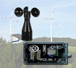 PCE-WL 1 wind recorder