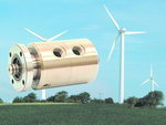 Drehdurchführung Windturbine