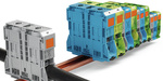 High-Current DIN-Rail Terminal Blocks