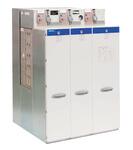 Sekundäre Energieverteilung Mittelspannungsschaltanlage Typ ga