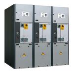 Primäre Energieverteilung Mittelspannungsschaltanlage Typ cpg.0