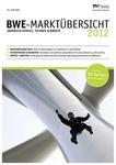 BWE Marktübersicht 2012 - Jahrbuch Windenergieanlagen Service, Technik & Märkte