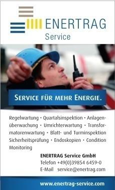 Enertrag service