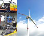 La evaluación de las turbinas eólicas en el mar